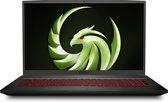 MSI Bravo 17 A4DDR-035NL - Gaming Laptop - 17.3 Inch (144Hz)
