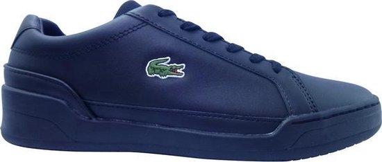 Lacoste Challenge 0120 2 SMA Heren Sneakers - Black - Maat 44