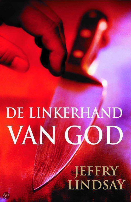 Cover van het boek 'De linkerhand van God' van J. Lindsay