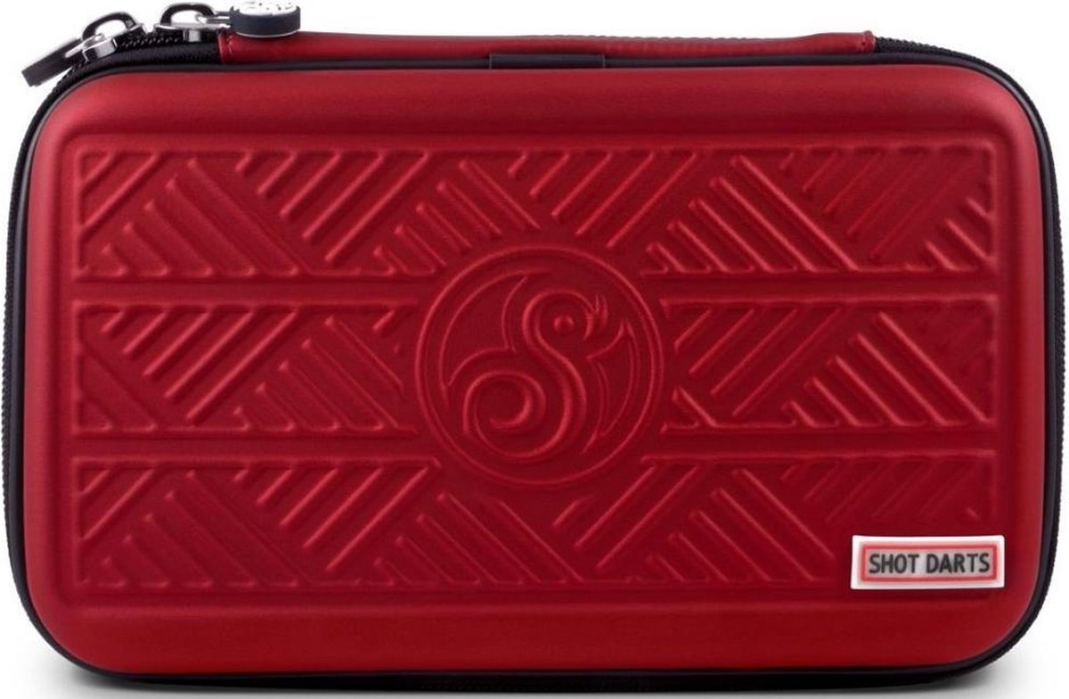 Shot Tactical Dart Case Red
