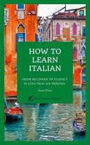How to Learn Italian