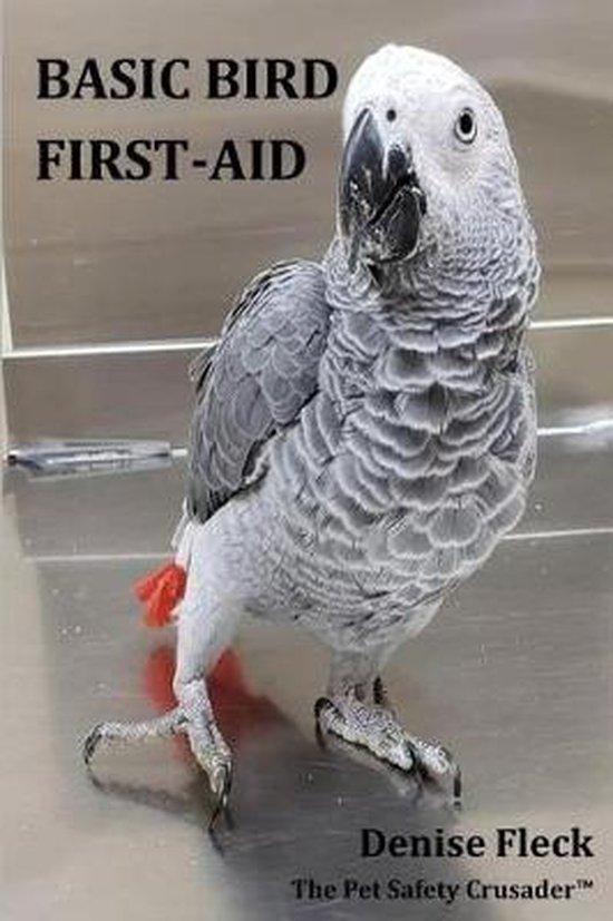 Basic Bird First-Aid
