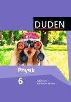 Duden Physik 6. Schuljahr. Arbeitsheft Gymnasium Sachsen