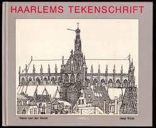 Haarlems tekenschrift - Hans van Der Horst   Readingchampions.org.uk