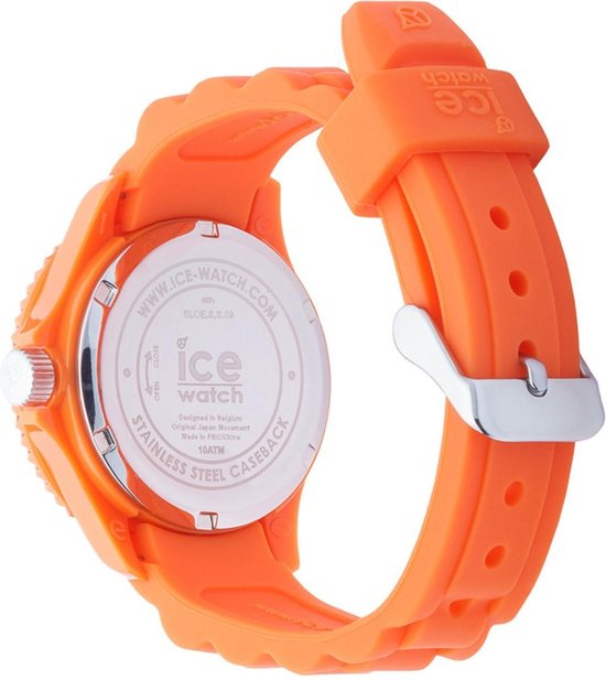 Ice Watch Sili Forever Orange Small SI.OE.S.S.09 Horloges