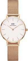 Daniel Wellington Petite Melrose horloge  (28 mm) - Goudkleurig