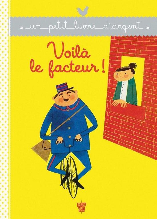 Boek cover Voilà le facteur ! van Collectif (Onbekend)