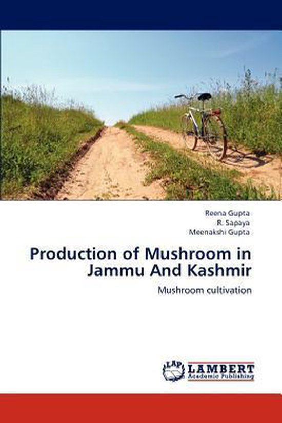 Production of Mushroom in Jammu and Kashmir