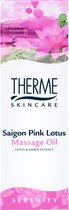 Therme Saigon Pink Lotus - 125 ml - Massage olie