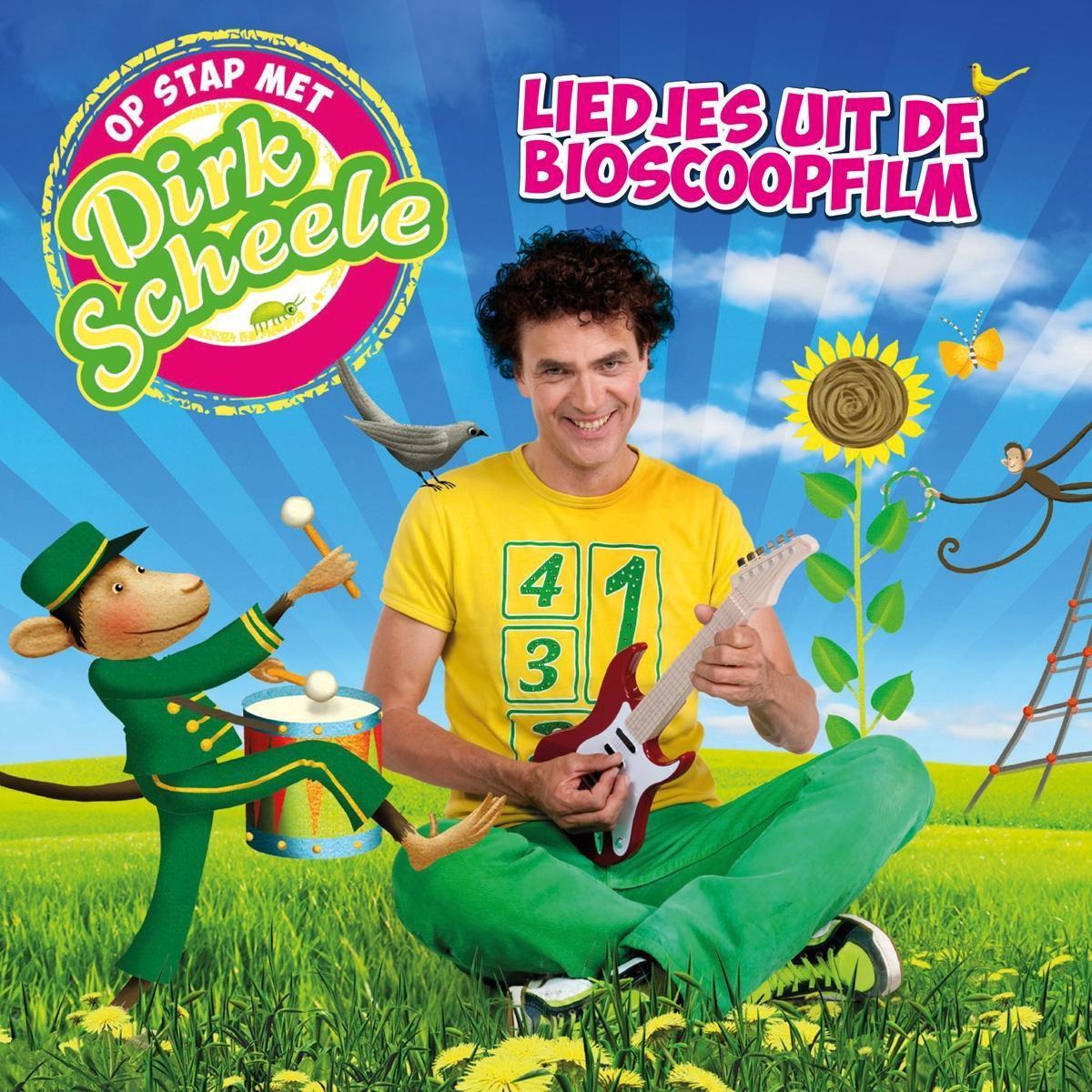 Op Stap Liedjes Uit De Bioscoopfilm - Dirk Scheele