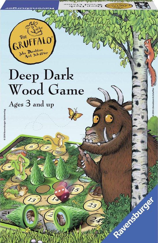 Ravensburger The Gruffalo- The Deep Dark Wood game - kinderspel