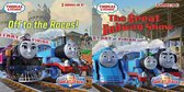 The Great Railway Show / Off to the Races! (Thomas & Friends)