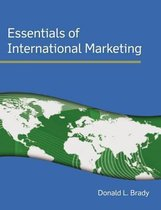 Boek cover Essentials of International Marketing van Donald L. Brady