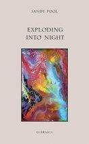 Boek cover Exploding into Night van Sandy Pool