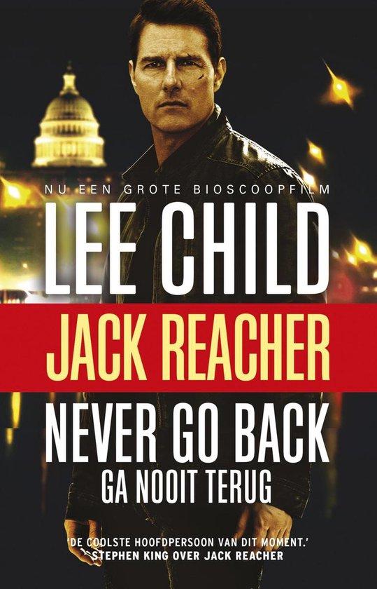 Afbeelding van Jack Reacher 18 - Ga nooit terug