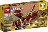 LEGO Creator Mythische Wezens - 31073