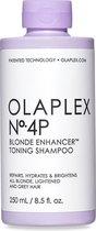 Olaplex No. 4-P Blonde Enhancer Vrouwen Zakelijk Shampoo 250 ml
