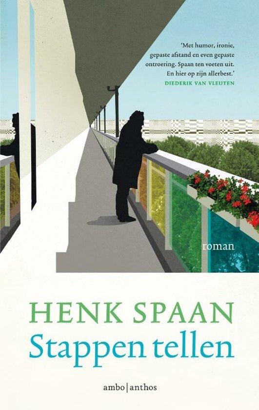 Boek cover Stappen tellen van Henk Spaan (Paperback)