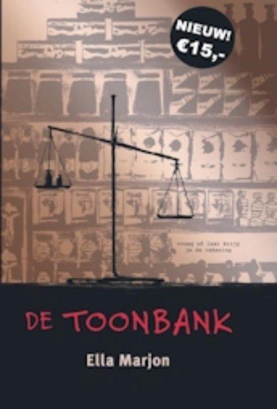 De toonbank - Ella Marjon |