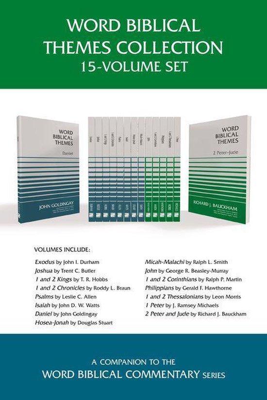 Boek cover Word Biblical Themes Collection van David A. Hubbard (Onbekend)