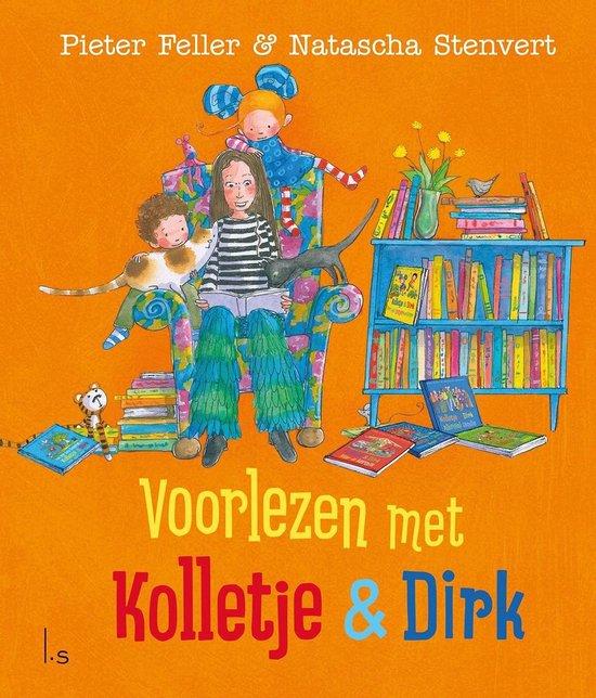 Kolletje & Dirk - Voorlezen met Kolletje en Dirk