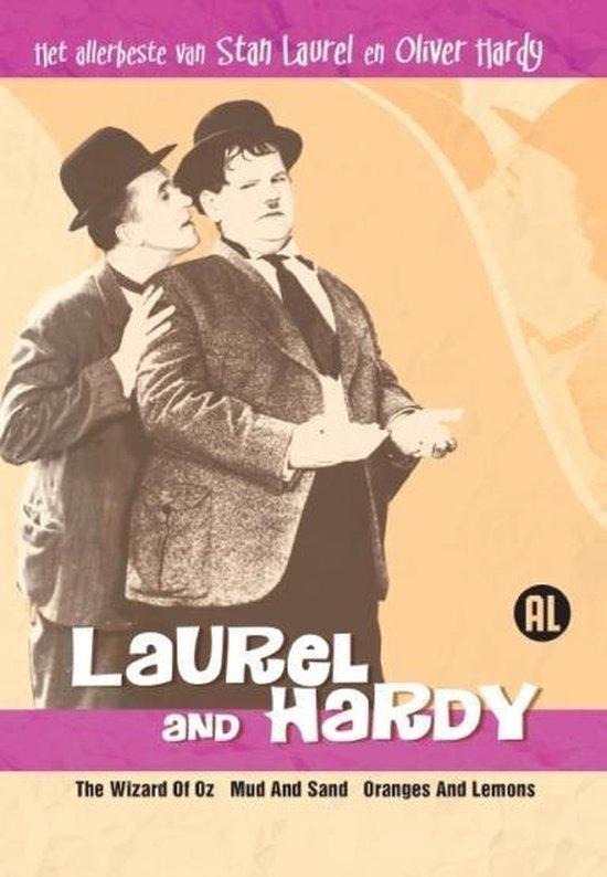 Cover van de film 'Laurel & Hardy - Beste Van 5'