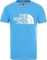 """The North Face Easy shirt jongens blauw """