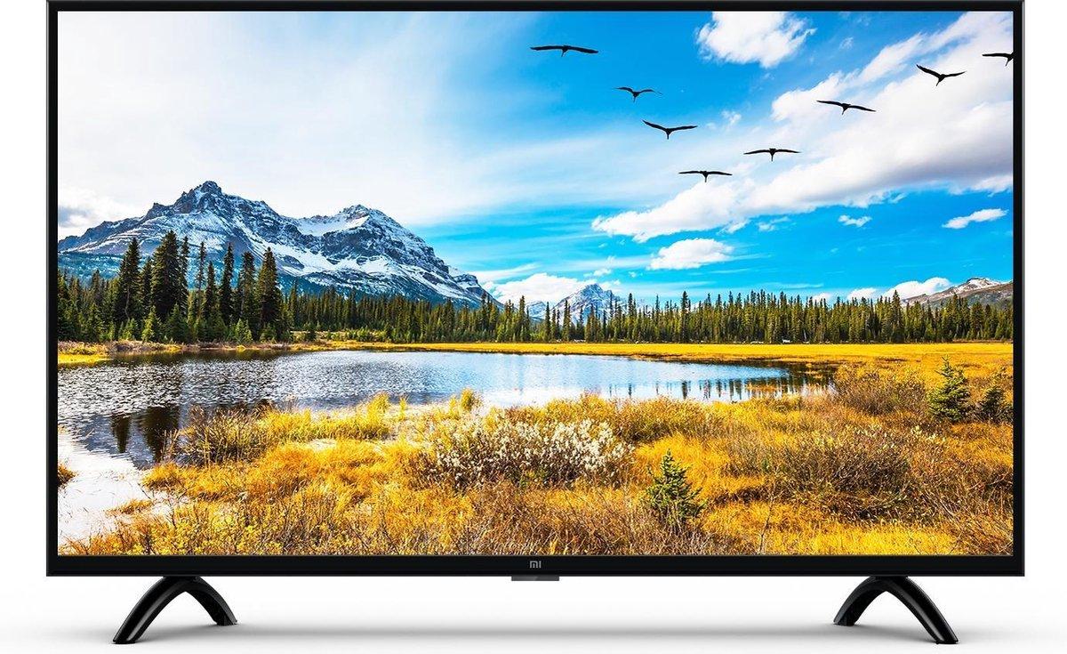 "Xiaomi Mi LED TV 4A 81,3 cm (32"") HD Smart TV Wi-Fi Zwart"