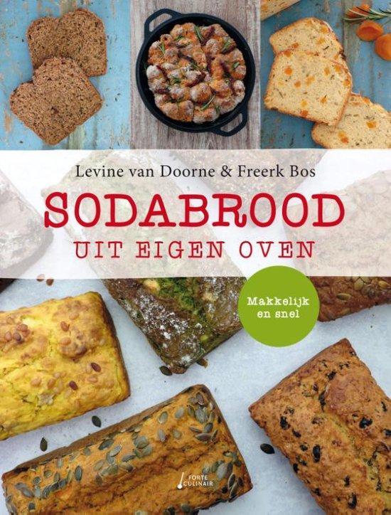 Sodabrood uit eigen oven - Levine van Doorne | Fthsonline.com