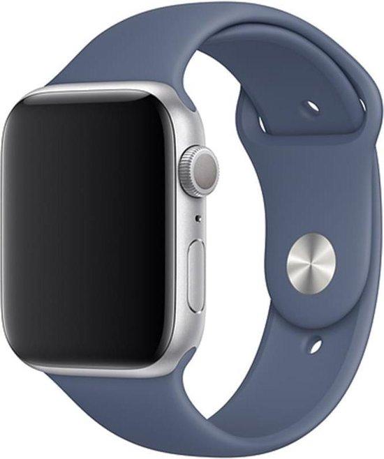 Apple Watch Sport Band Frolic 44/42 mm M/L Alaska Blauw