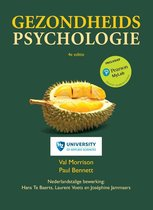 Gezondheidspsychologie