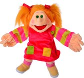 Living Puppets Handpop Kleine Lilabel 35cm