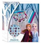 Kids Licensing Maak Je Eigen Armband Frozen 2 Rubber 21-delig