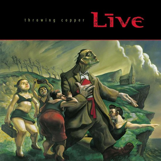 Throwing Copper (2LP + Boek) (Limited Deluxe Edition)