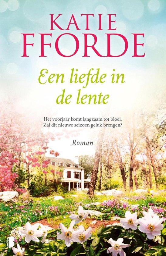 Boek cover Een liefde in de lente van Katie Fforde (Paperback)