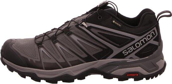 Salomon X Ultra 3 Gtx Wandelschoenen Heren - Black / Magnet / Quiet Shade -  Maat 42