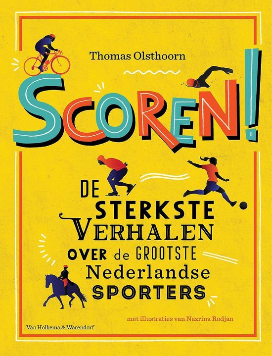 Scoren! - Thomas Olsthoorn | Readingchampions.org.uk