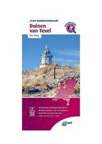 ANWB Wandelregiokaart  -   Wandelregiokaart Duinen van Texel 1:33.333