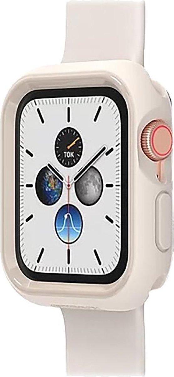 Otterbox - Apple Watch 5 40mm Case - Siliconen Exo Edge Beige kopen