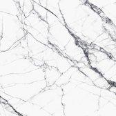ESTAhome fotobehang marmer wit en grijs - 158942 - 3 x 3 m