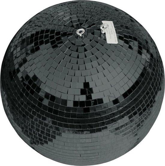 EUROLITE Discobal - Spiegelbol - Discobol 30cm zwart