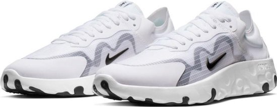 Nike Renew Lucent sneakers heren wit/zwart