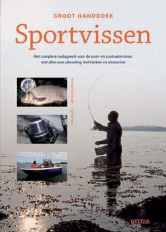 Groot Handboek Sportvissen - M. Kahlstadt |