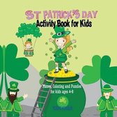 St. Patrick's Day Activity Book for Kids