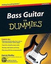 Bass Guitar Basics For Dummies