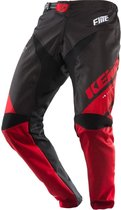 Kenny Adults Elite BMX Pants black red