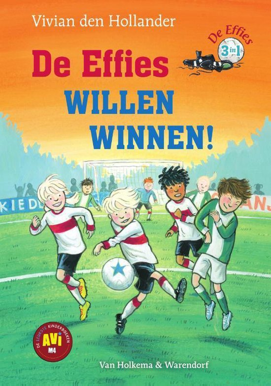 De Effies - De effies willen winnen! - Vivian den Hollander | Readingchampions.org.uk