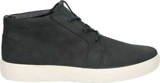 ECCO Soft 7 Heren Sneaker - Zwart - Maat 47
