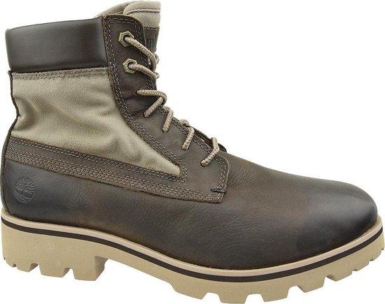 Timberland Raw Tribe Boot A283X, Mannen, Bruin, Wandelschoenen maat: 43 EU