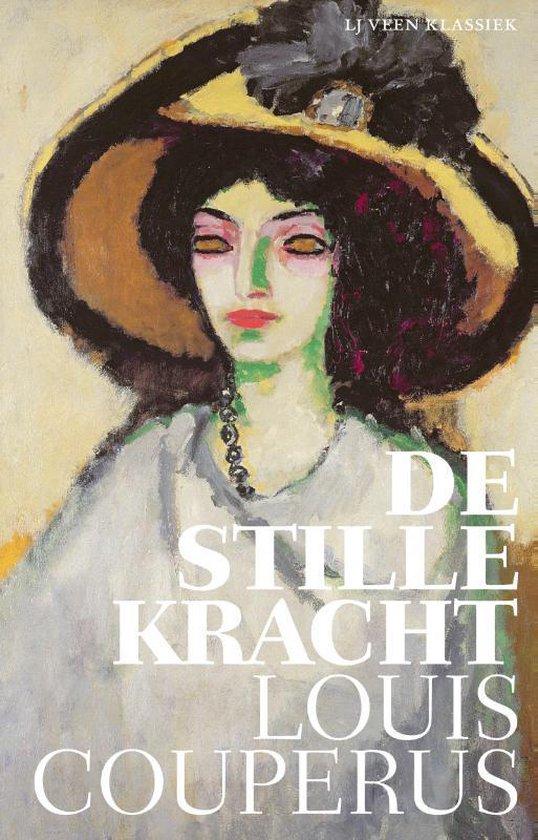 Boek cover LJ Veen Klassiek  -   De stille kracht van Louis Couperus (Paperback)